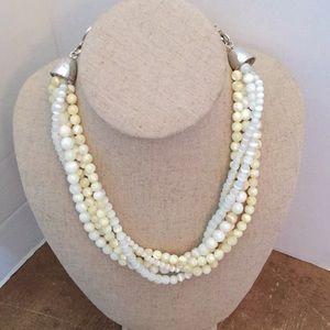 Jewelry - Necklace authentic stones 🦋